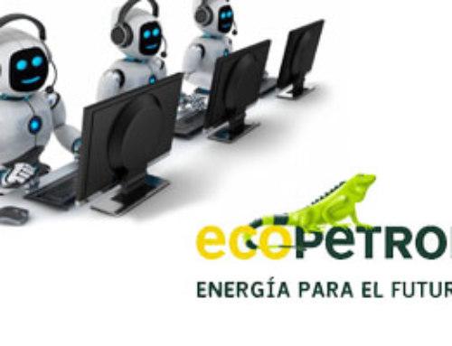 ECOPETROL PRESENTA SU PRIMER ROBOT CON TECNOLOGÍA RPA
